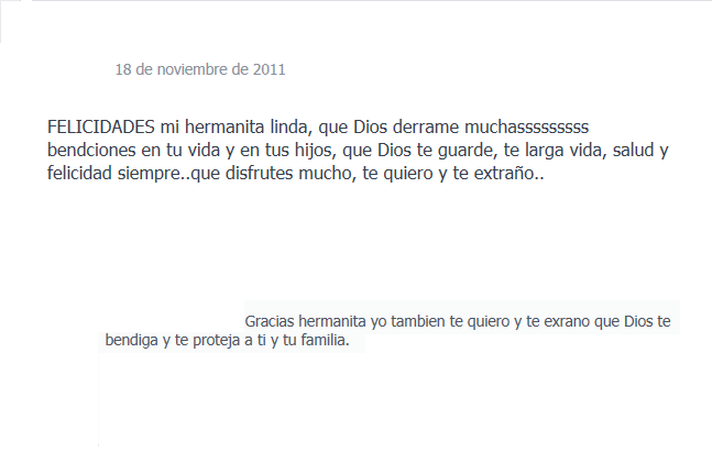3gracias hermanita - Rolando Chicas