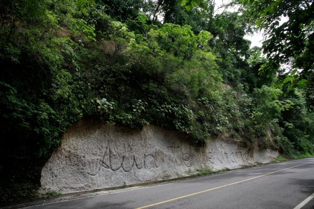 Land Art El Salvador, Aun te extraño, 5, Rolando Chicas