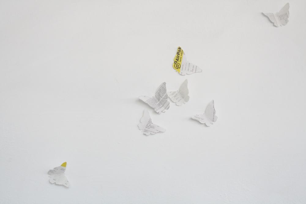Mariposas 2 - Rolando Chicas