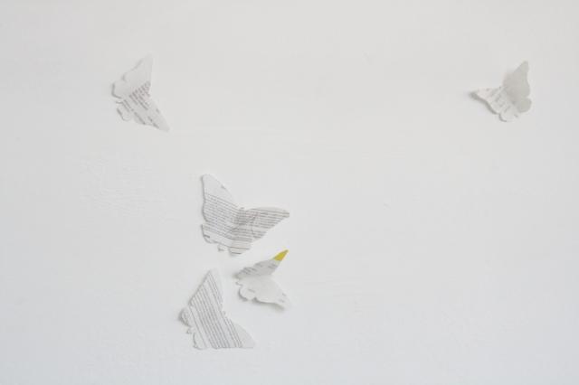 Mariposas 3 - Rolando Chicas